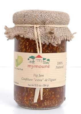 Confiture de figue Mymouné Pot 354grs